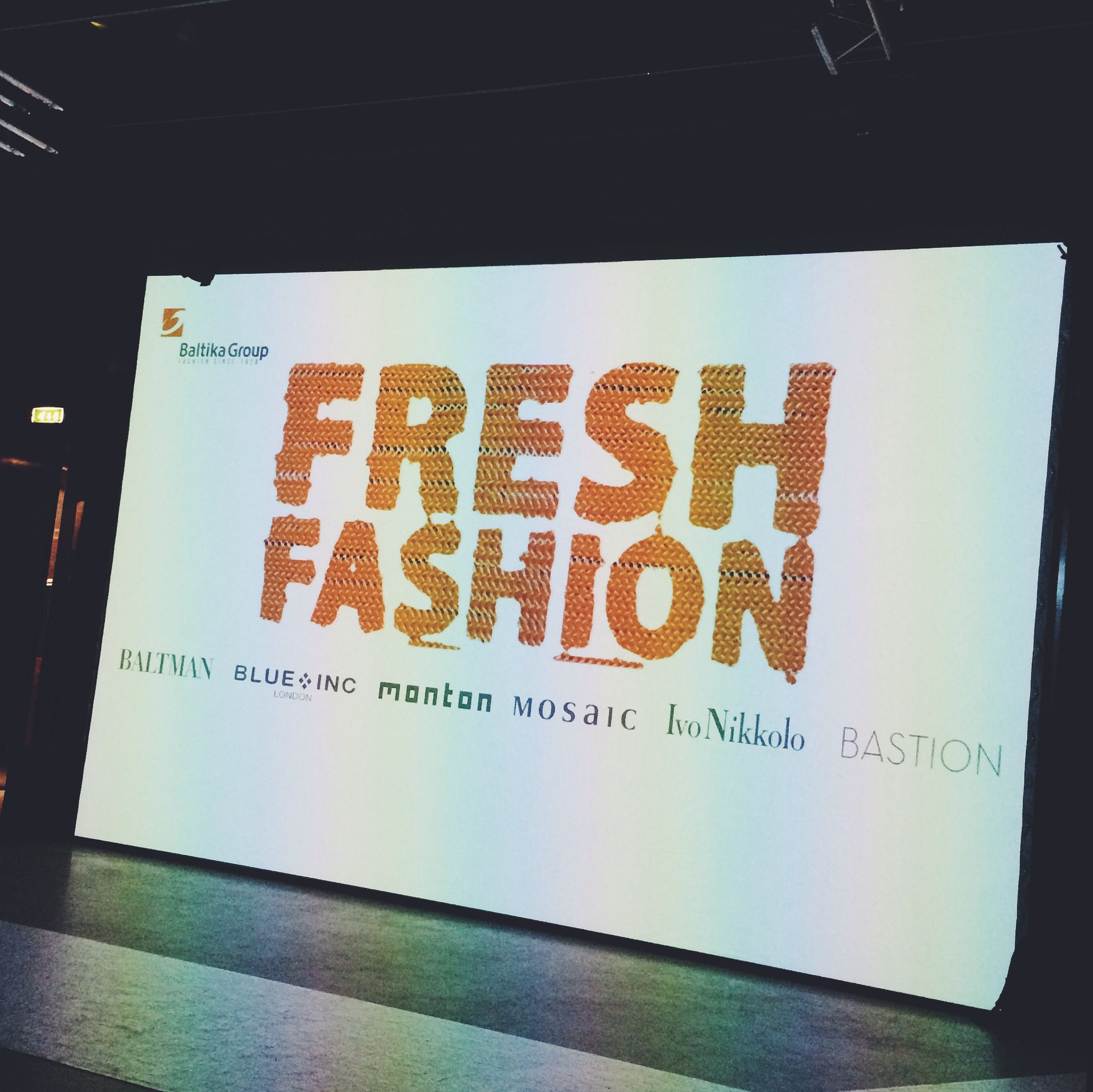 Baltika Spring Summer 2015 - Fresh Fashion