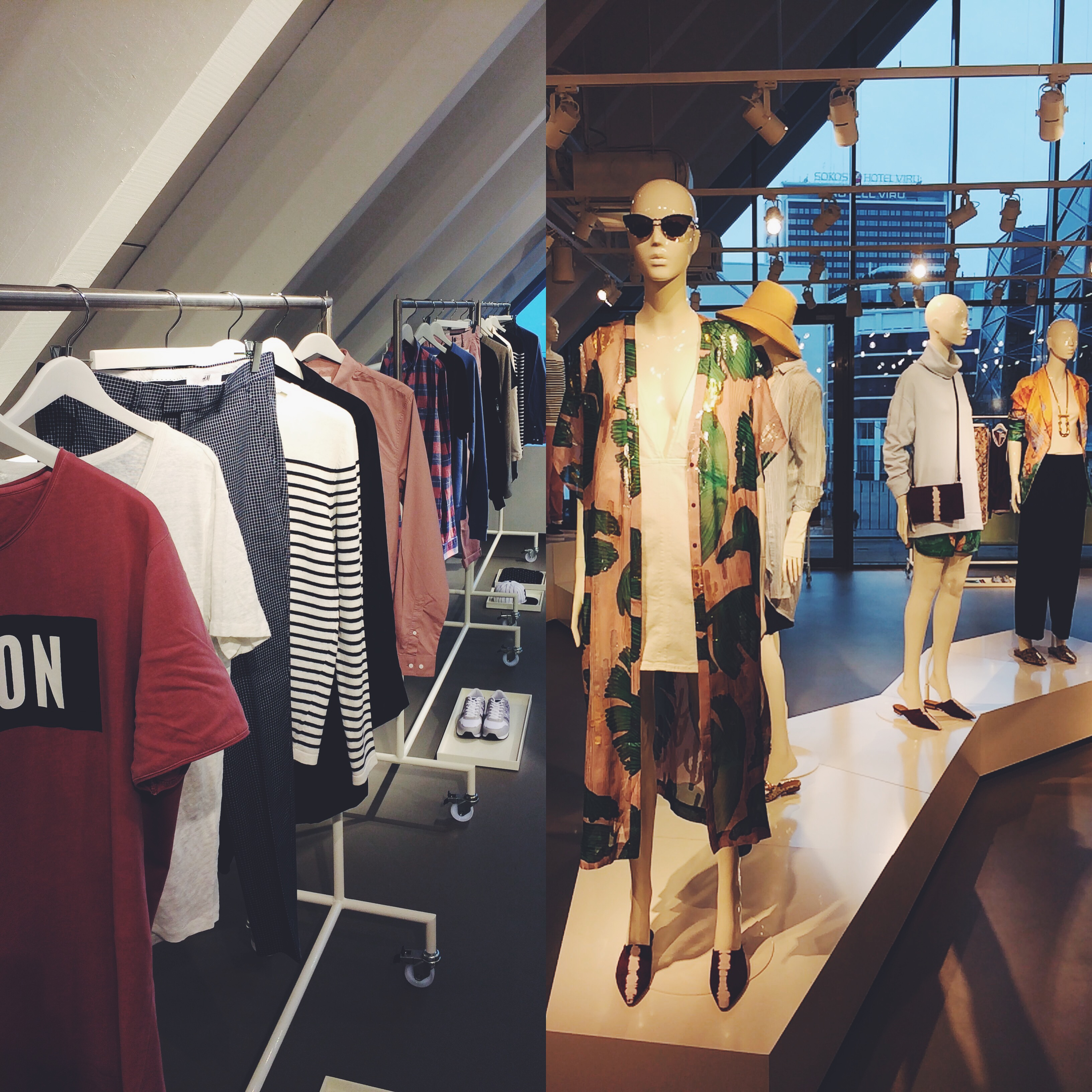 H&M Studio S/S 2015 and Modern Essentials selected by David Beckham