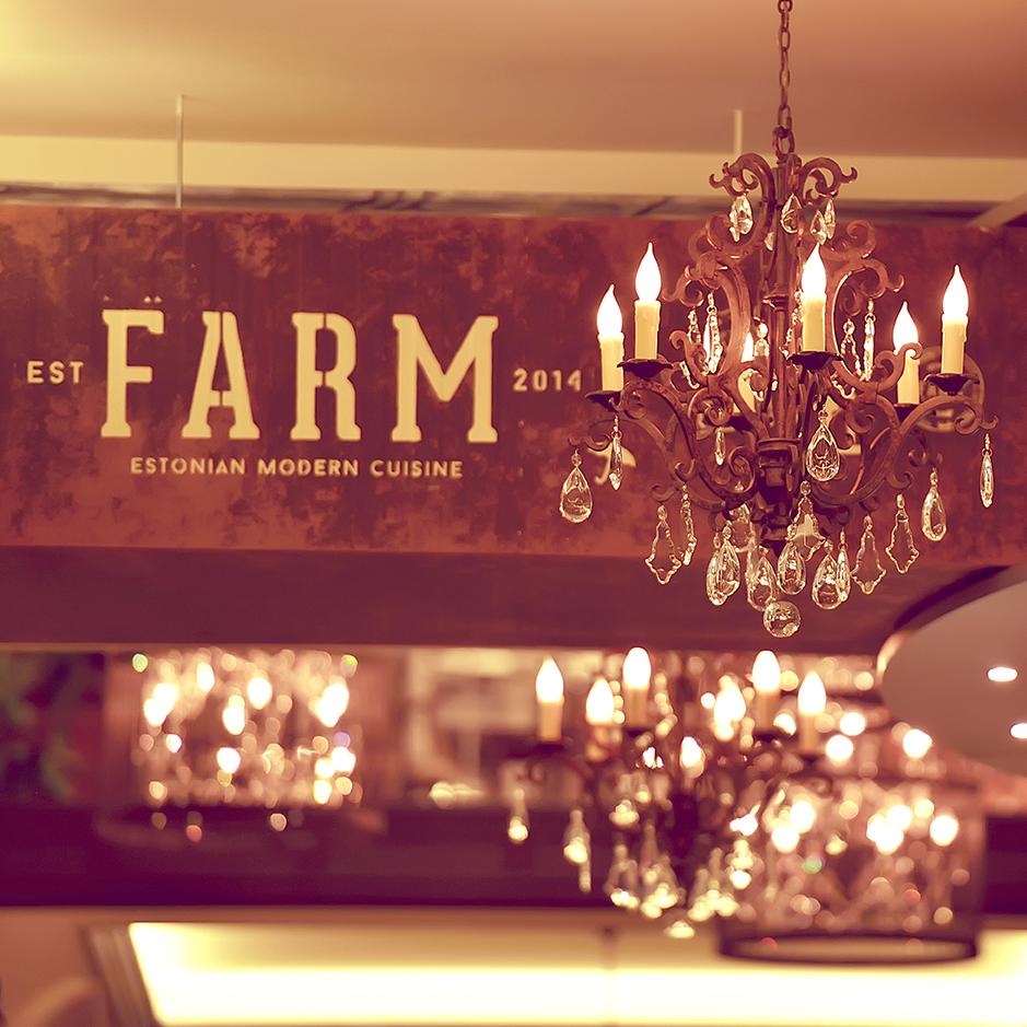 Restaurant FARM featured